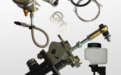 HyTech Hydraulic Clutch System